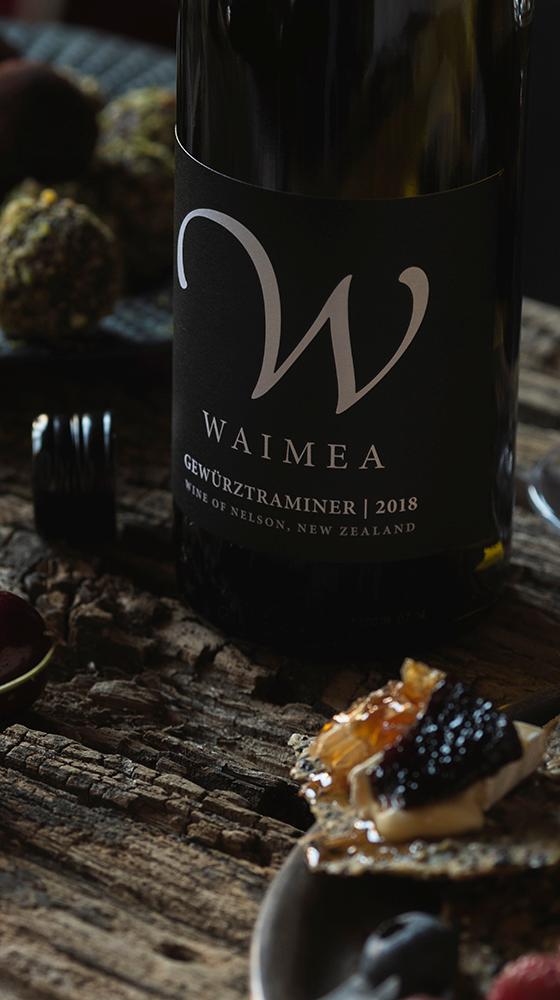 Picture of Waimea Estate Gewürztraminer 2020, Nelson