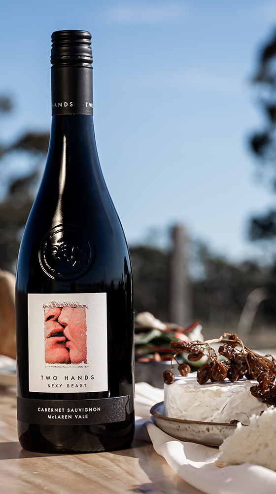 Picture of Two Hands 'Sexy Beast' Cabernet Sauvignon 2018, McLaren Vale