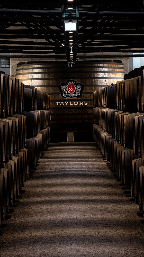 Picture of Taylor's 'Historical Collection Reserve' Tawny Port