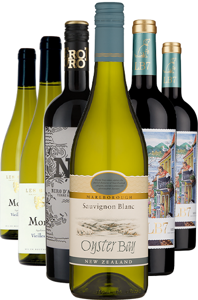 Picture of Majestic Best Sellers 6 Mixed Wine Case