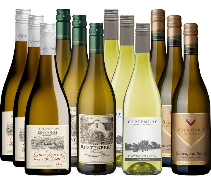 Picture of Buyers Selection Sauvignon Blanc 12 White Wine Case