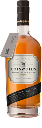 Picture of Cotswolds Single Malt Whisky 70cl