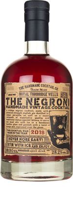Picture of The Negroni Cocktail 50cl