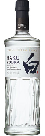 Picture of Haku Japanese Vodka 70cl