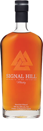 Picture of Signal Hill Canadian Whisky 70cl
