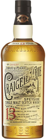 Picture of Craigellachie 13 Year Old Whisky 70cl