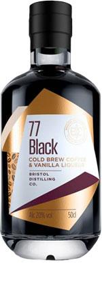 Picture of Bristol Distilling Co. 77 Cold Brew Coffee & Vanilla Liqueur 50cl
