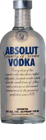 Picture of Absolut Vodka 70cl