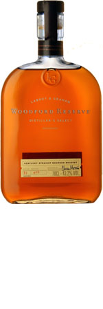 Picture of Woodford Reserve Bourbon Whiskey 70cl