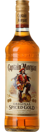 Picture of Morgan's Spiced Rum 70cl