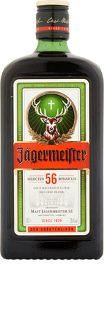 Picture of Jagermeister Liqueur 70cl