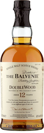Picture of The Balvenie Double Wood 12 Year Old Speyside Whisky 70cl