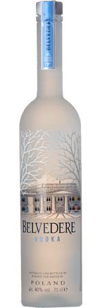 Picture of Belvedere Vodka NV