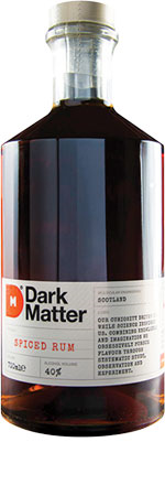 Picture of Dark Matter Spiced Rum 70cl