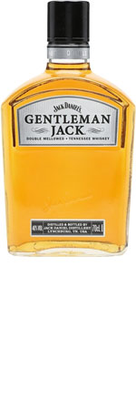 Picture of Gentleman Jack Daniels Whiskey 70cl