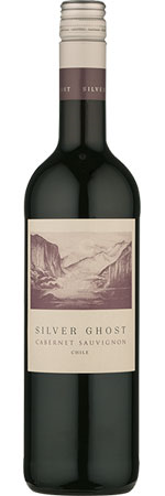Picture of Silver Ghost Cabernet Sauvignon 2020, Central Valley
