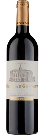 Picture of Château Grimont 'Cuvée Prestige' 2017/18, Cadillac Côtes de Bordeaux