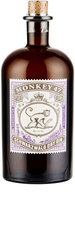 Picture of Monkey 47 Dry Gin 50cl