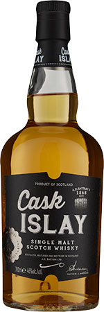 Picture of Cask Islay Single Malt Whisky 70cl