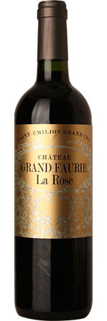 Picture of Château Grand Faurie La Rose 2016 St-Emilion Grand Cru