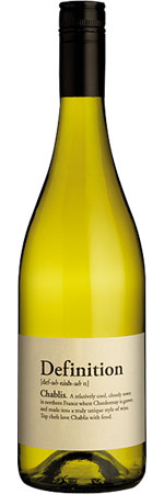 Picture of Definition Chablis 2019/20