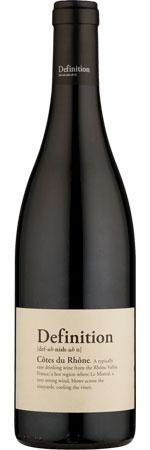 Picture of Definition Côtes Du Rhône 2018