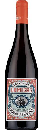 Picture of Les Frères Lumière Côtes du Rhône