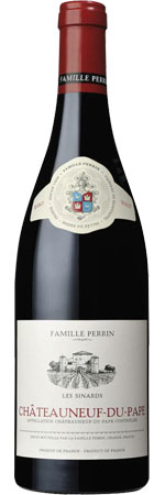 Picture of Châteauneuf du Pape 'Les Sinards' 2017 Famille Perrin