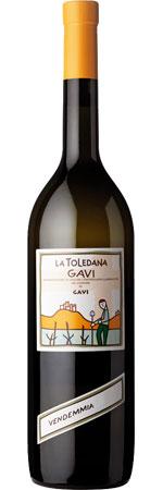 Picture of La Toledana Gavi di Gavi DOCG 2019