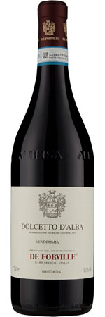 Picture of Dolcetto d'Alba 2019 De Forville