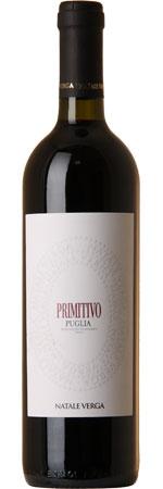 Picture of Primitivo 2019 Natale Verga