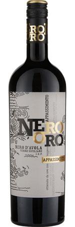 Picture of Nero Oro Appassimento 2019, Sicily