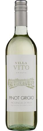 Picture of Villa Vito Pinot Grigio 2019, Italy