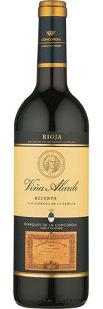 Picture of Viña Alarde Rioja Reserva 2015