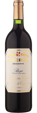 Picture of Rioja Reserva 'Imperial' 2016 CVNE
