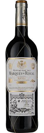 Picture of Marqués de Riscal Rioja Reserva 2016