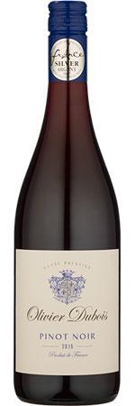 Picture of Olivier Dubois 'Cuvée Prestige'.Pinot Noir 2019, Loire