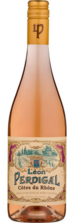 Picture of Leon Perdigal Côtes du Rhône Rosé 2019
