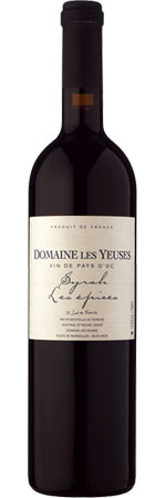 Picture of Domaine Les Yeuses 'Les Epices' Syrah 2018/19, Languedoc