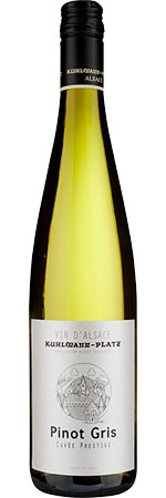 Picture of Hunawihr Pinot Gris 2019