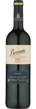 Picture of Beronia Rioja Reserva 2016