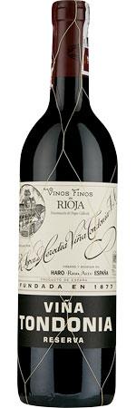 Picture of Lopez de Heredia 'Viña Tondonia' Rioja Reserva 2007