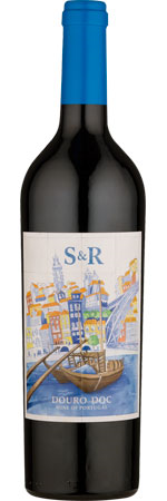Picture of S&R Douro Red 2018, Portugal