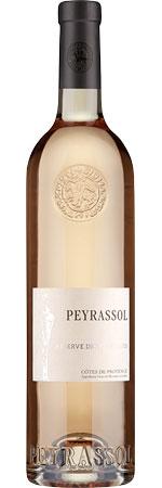 Picture of Peyrassol 'Réserve des Templiers' Rosé 2020, Côtes de Provence