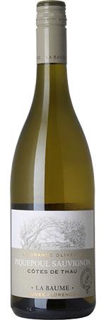 Picture of La Baume 'Cuvée Florence' Piquepoul Sauvignon Blanc 2020, Languedoc