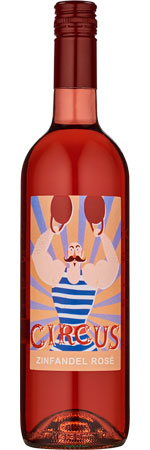 Picture of Circus Rosé Zinfandel