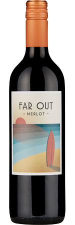 Picture of Far Out Merlot