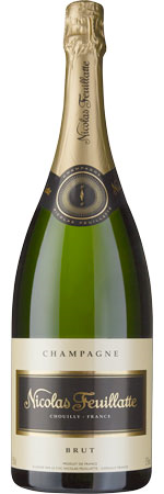 Picture of Nicolas Feuillatte NV Champagne 150cl Magnum