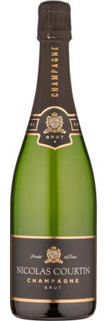 Picture of Nicolas Courtin Brut NV Champagne