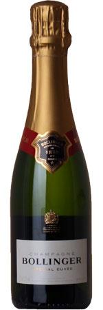 Picture of Bollinger Special Cuvée NV Champagne Half Bottle
